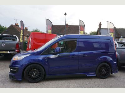 Ford Transit Connect Panel Van 1.6 TDCi 200 L1 Limited 5dr