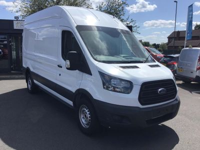 Ford Transit Panel Van 350 L3 H3 2.0 TDCI 130 PS RWD EURO 6