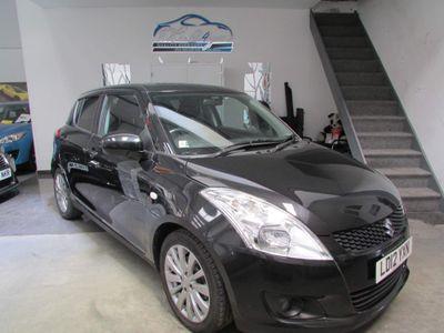 Suzuki Swift Hatchback 1.2 SZ4 5dr