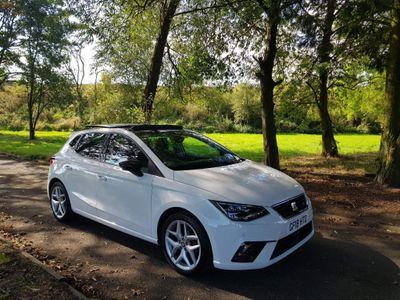 SEAT Ibiza Hatchback 1.5 TSI EVO FR (s/s) 5dr