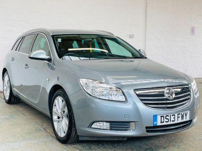 Vauxhall Insignia Estate 2.0 CDTi 16v SRi Nav 5dr