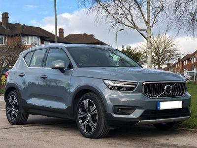 Volvo XC40 SUV 2.0 T4 Inscription Pro Auto AWD (s/s) 5dr