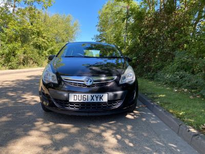 Vauxhall Corsa Hatchback Exclusive