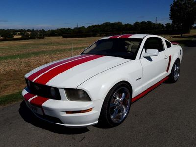Ford Mustang Coupe 4.6 V8 Coupe Automatic