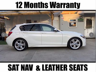 BMW 1 Series Hatchback 1.6 118i M Sport Sports Hatch 5dr