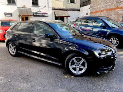 Audi A3 Hatchback 1.6 TDI ultra SE Technik Sportback 5dr