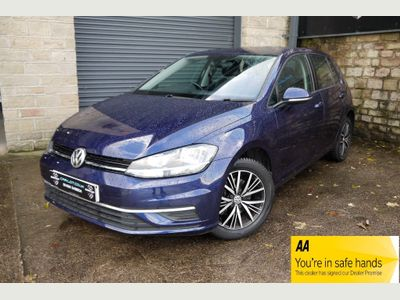 Volkswagen Golf Hatchback 1.4 TSI BlueMotion Tech SE Nav (s/s) 5dr