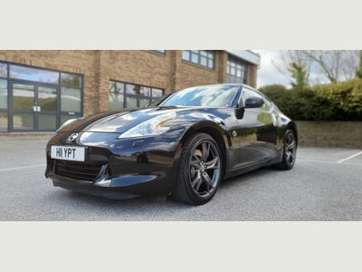 Nissan 370 Z Coupe 3.7 GT Ultimate 3dr