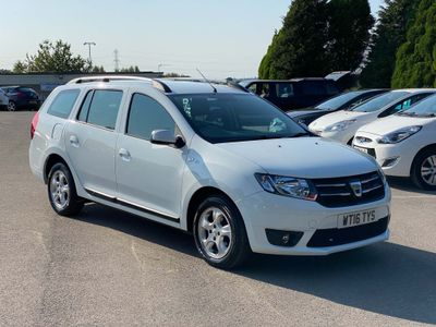 Dacia Logan MCV Estate 1.5 dCi Laureate 5dr