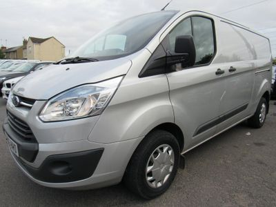 FORD TRANSIT CUSTOM Unlisted 2.2 TDCI LWB TREND