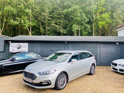 Ford Mondeo Estate 1.5T EcoBoost Titanium Edition Auto (s/s) 5dr