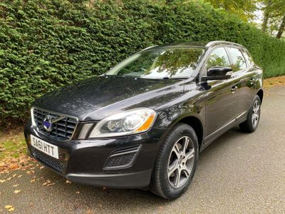 Volvo XC60 SUV 2.4 D5 SE Lux Premium (Premium Pack) Geartronic AWD 5dr