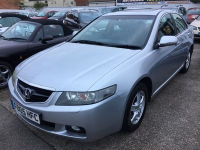 Honda Accord Saloon 2.0 i-VTEC Executive 4dr