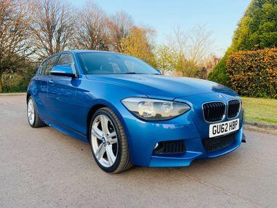 BMW 1 Series Hatchback 2.0 125i M Sport Sports Hatch 5dr