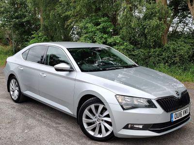 SKODA Superb Hatchback 2.0 TDI CR DPF SE Business DSG (s/s) 5dr