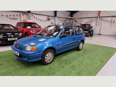 Suzuki Swift Hatchback 1.0 Sky Limited Edition 3dr
