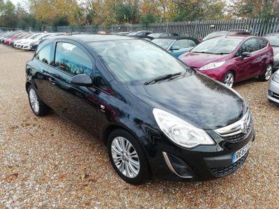 Vauxhall Corsa Hatchback 1.3 CDTi ecoFLEX 16v Active 3dr (a/c)