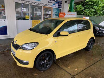SKODA Citigo Hatchback 1.0 Colour Edition 5dr
