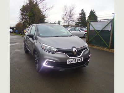 Renault Captur SUV 0.9 TCe Iconic (s/s) 5dr