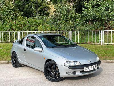 Vauxhall Tigra Coupe 1.6 i 16v Chequers Ltd Edn 3dr