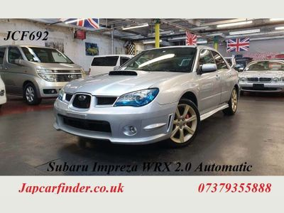 Subaru Impreza Saloon WRX IC TB 4WD Automatic 2.0 turbo