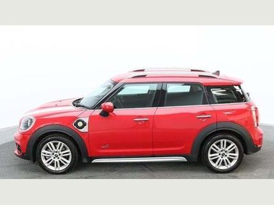 MINI Countryman SUV 1.5 7.6kWh Cooper SE Exclusive Auto ALL4 (s/s) 5dr