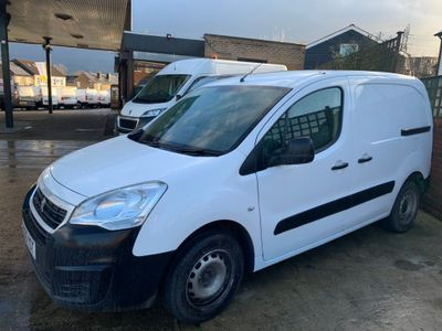 Peugeot Partner Panel Van 1.6 BlueHDi (Eu6) S L1 856 4dr