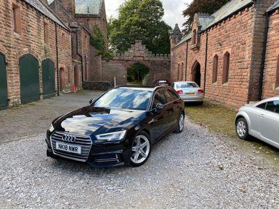 Audi A4 Avant Estate 1.4 TFSI S line Avant (s/s) 5dr