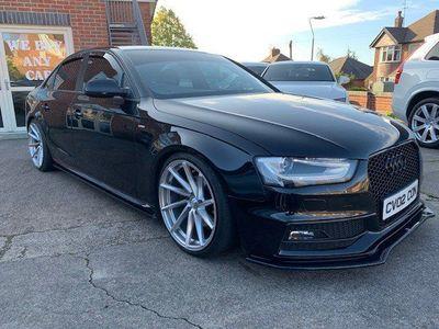 Audi A4 Saloon 2.0 TDI Black Edition quattro 4dr