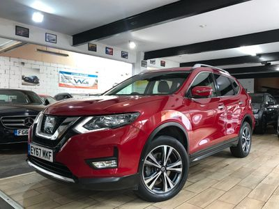 Nissan X-Trail SUV 2.0 dCi N-Connecta XTRON (s/s) 5dr