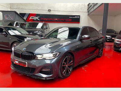 BMW 3 Series Saloon 3.0 330d M Sport Auto (s/s) 4dr