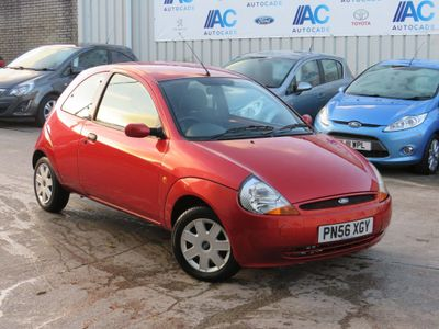 Ford Ka Hatchback 1.3 Collection 3dr