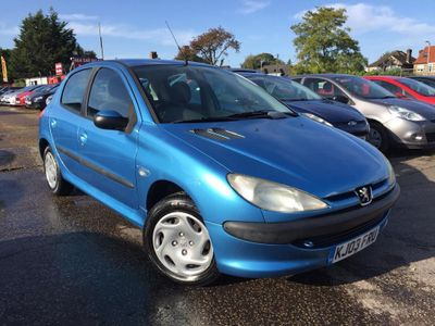 Peugeot 206 Hatchback 1.1 Look 5dr