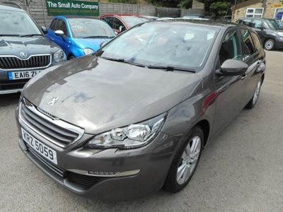 PEUGEOT 308 SW Estate 1.2 PureTech Active EAT6 (s/s) 5dr