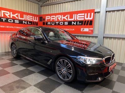 BMW 5 Series Saloon 2.0 520d M Sport Auto xDrive (s/s) 4dr