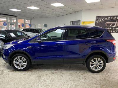 Ford Kuga SUV 1.5 TDCi Titanium Powershift (s/s) 5dr