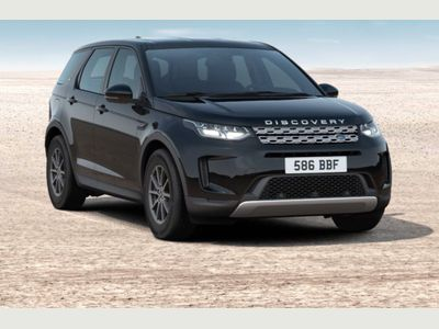 Land Rover Discovery Sport SUV 2.0 P200 Auto 4WD (s/s) 5dr 7 Seat