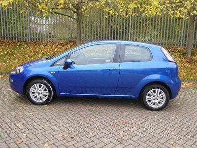 Fiat Punto Hatchback 1.2 8V Easy 3dr EU5