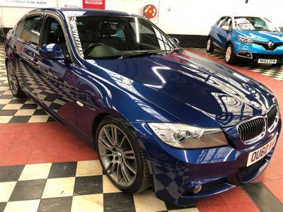 BMW 3 Series Saloon 2.0 320d Sport Plus 4dr