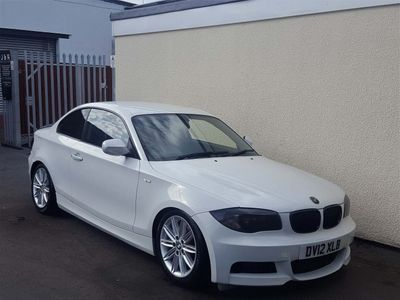 BMW 1 Series Coupe 2.0 118d SE 2dr