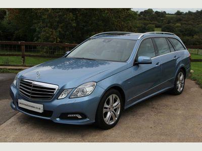 Mercedes-Benz E Class Estate 2.1 E250 CDI BlueEFFICIENCY Avantgarde Auto 5dr