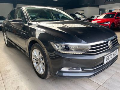 Volkswagen Passat Saloon 2.0 TDI SE Business DSG Auto 6Spd (s/s) 4dr