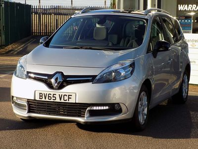Renault Grand Scenic MPV 1.6 dCi ENERGY Limited Nav (s/s) 5dr