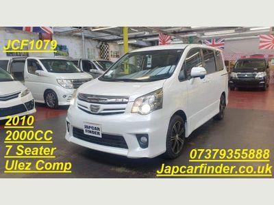 Toyota Noah MPV SI 2.0 7 SEAT AUTOMATIC ULEZ COMPLIANCE