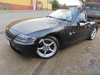 BMW Z4 Convertible 2.5 si Sport Roadster 2dr