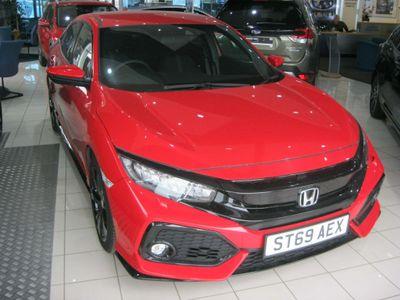 Honda Civic Hatchback 1.5 VTEC Turbo GPF Sport (s/s) 5dr