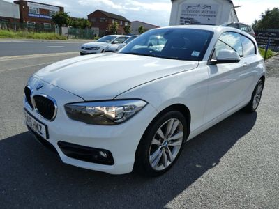 BMW 1 Series Hatchback 2.0 118d Sport (s/s) 3dr