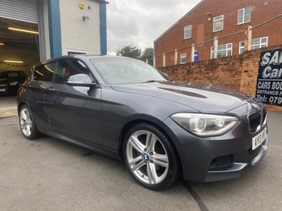BMW 1 Series Hatchback 2.0 125d M Sport Sports Hatch 3dr