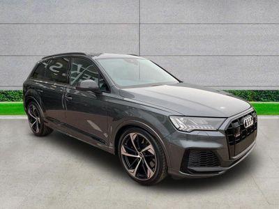 Audi SQ7 SUV 4.0 TFSI V8 Black Edition Tiptronic quattro (s/s) 5dr