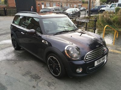 MINI Clubman Estate 1.6 Cooper Hampton 5dr